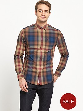 original-penguin-penguin-ombre-plaid-shirt