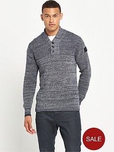 g-star-raw-dadin-shawl-collar-knit
