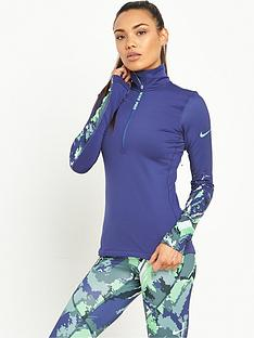 nike-pro-hyperwarm-oil-glitch-half-zip-top