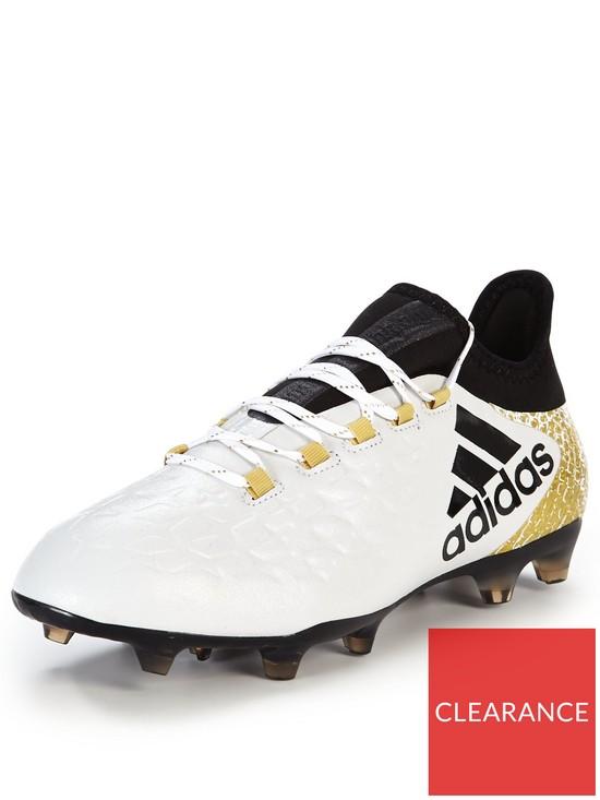 adidas X 16.2 Firm Ground Football Boots  c56fa8cb4e3f