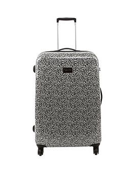 myleene-klass-leopard-print-medium-trolley-case