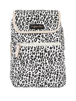 myleene-klass-leopard-print-mini-backpack