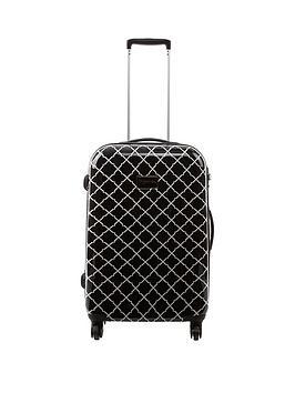 myleene-klass-geo-print-medium-trolley-case