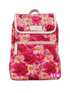 myleene-klass-peonies-print-mini-backpack