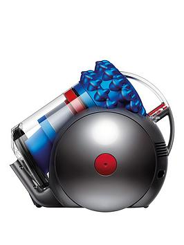 Dyson Cinetic Big Ball Musclehead Cylinder (Bagless) Vacuum Cleaner