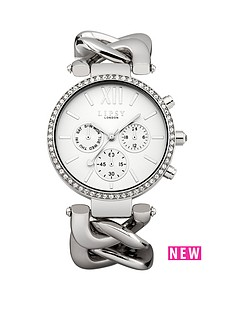 lipsy-lipsy-white-dial-stainless-steel-silver-tone-bracelet-ladies-watch