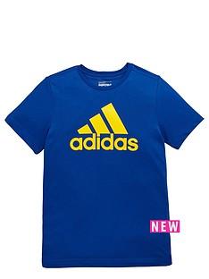 adidas-older-boys-ess-logo-tee