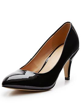 v-by-very-lisa-almond-toe-mid-heel-court-black-patent