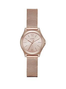 dkny-parsons-rose-tone-dial-mesh-bracelet-ladies-watch