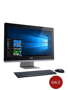 acer-az3-711-intelreg-coretrade-i3-processor-4gb-ram-1tb-hard-drive-238-inch-all-in-one-desktop-with-optional-microsoft-office-black
