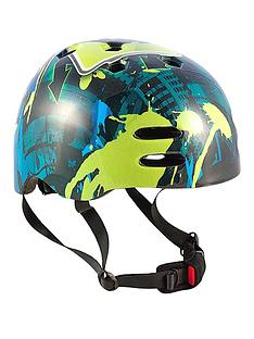 Sport Direct No Bounds BMX Helmet 55-58cm