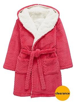 v-by-very-girls-grid-textured-robe