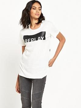 replay-branded-tee
