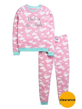 v-by-very-girls-metallic-printednbsptwosie-pyjamas