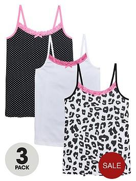 v-by-very-girls-monochrome-animal-vests-3-pack
