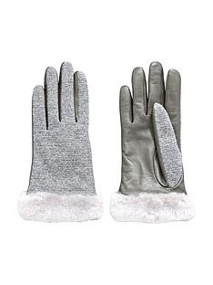 ugg-leather-palm-smart-glove