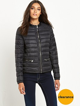 replay-duck-free-short-padded-coat