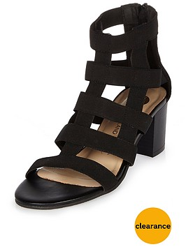 river-island-stretch-caged-shoe-bootnbsp