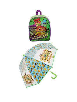 teenage-mutant-ninja-turtles-backpack-and-umbrella-set