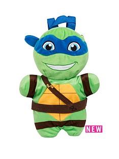 teenage-mutant-ninja-turtles-plush-backpackb--nbspleonardo
