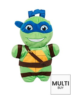 teenage-mutant-ninja-turtles-plush-backpackb--nbspleonardo