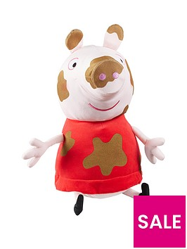 peppa-pig-22inch-plush-toy-in-red-dress