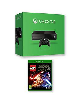 xbox-one-500gb-console-with-lego-star-wars-and-optional-extra-controller-12-months-xbox-live-subscription