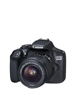 canon-eos-1300d-slr-camera-inc-ef-s-18-55mm-f35-56-non-is-dc-iii-lens