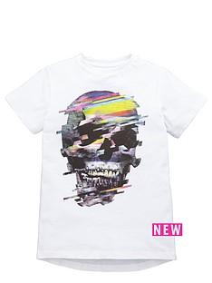 v-by-very-boys-multi-colour-skull-t-shirt