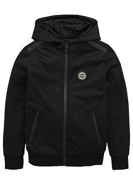 creative-recreation-poly-zip-thru-hoody