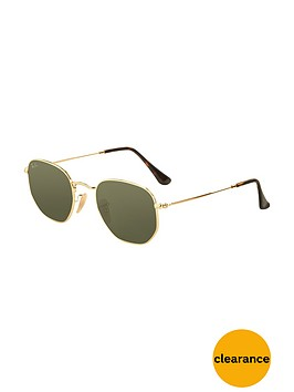 ray-ban-hexagonal-sunglasses