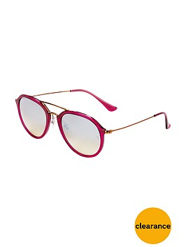 ray-ban-aviator-sunglasses-pinknbsp