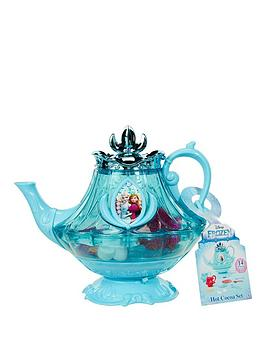 disney-frozen-time-for-cocoa-tea-set