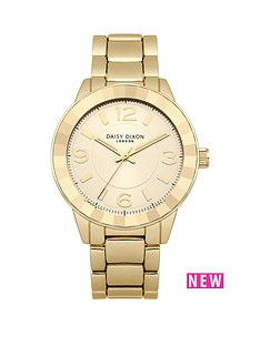 daisy-dixon-lara-gold-tone-dial-stainless-steel-bracelet-ladies-watch