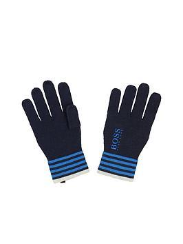 hugo-boss-boys-knitted-gloves