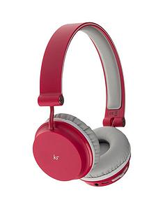 kitsound-metro-bluetooth-on-ear-headphones-red