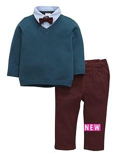 mamas-papas-mamas-amp-papas-4-pack-smart-jumper-amp-shirt-set