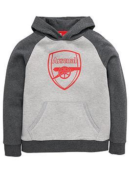 arsenal-source-lab-arsenal-fc-junior-raglan-fleece-hoody