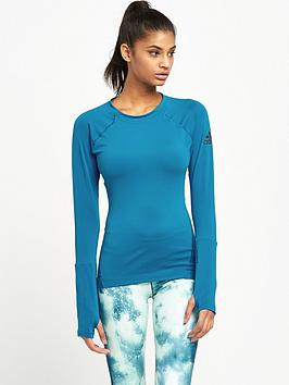 adidas-climaheattrade-long-sleeved-t-shirtnbsp