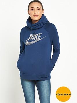 nike-sportswear-rally-metallic-silver-funnel-neck-hoodie