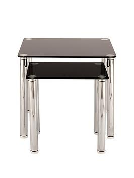 darcy-chrome-and-glass-nest-of-2-tables