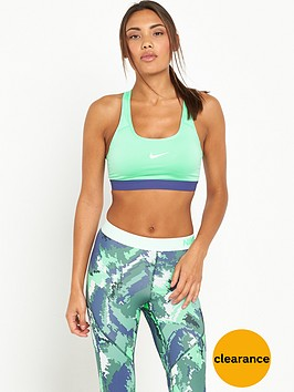 Nike Pro Classic Padded Sports Bra | very.co.uk
