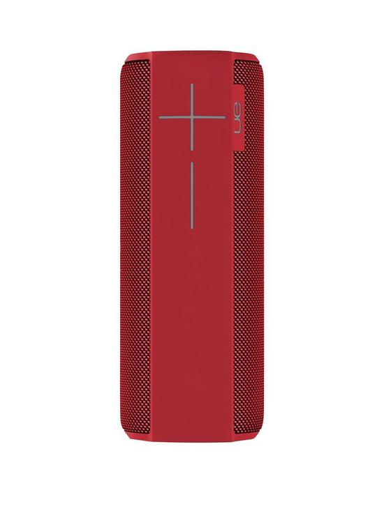 UE Megaboom Wireless Bluetooth Speaker - Lava Red