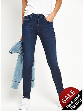 pepe-jeans-regent-high-waisted-skinny-jeans