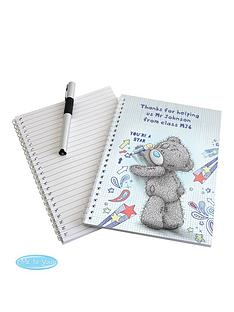 me-to-you-personalised-teacher-notebook