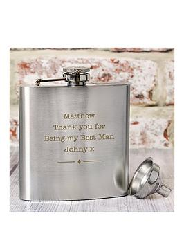 the-personalised-memento-company-personalised-stainless-steel-hip-flask
