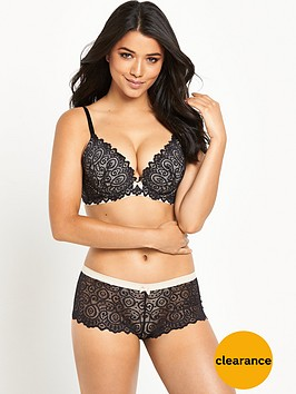 lepel-matilda-moulded-plunge-push-up-bra-black
