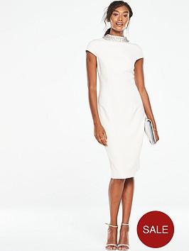 v-by-very-diamante-neck-bodycon-dress-ivory