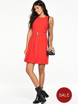 v-by-very-pleated-skirt-sleeveless-dress