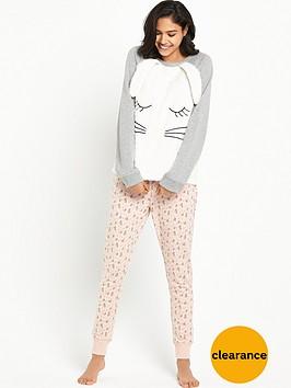 boux-avenue-boux-avenue-binny-bunny-pop-on-amp-floral-cuffed-legging